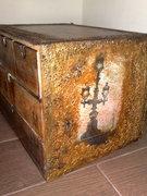 Кракелюр мебели на пва