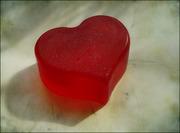 Мыло ручной работы сердечки