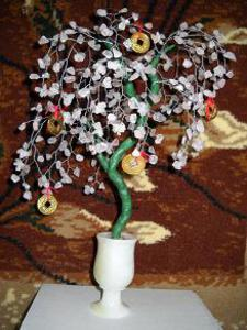 дерево из бисера Клуб мастеров и мастериц meta namedescription contentдерево из бисера, денежная С.